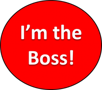 I am the Boss!