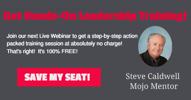 Join my next live webinar