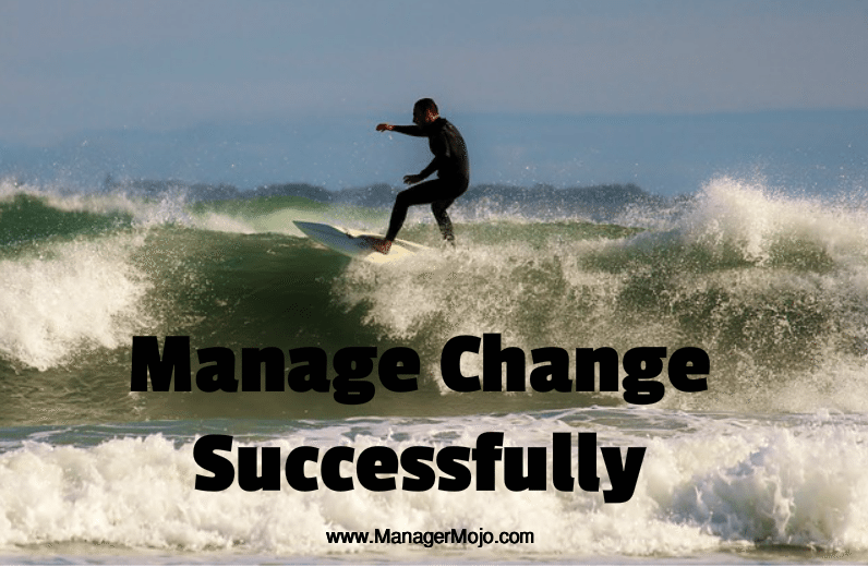 5 Ways to Manage Change