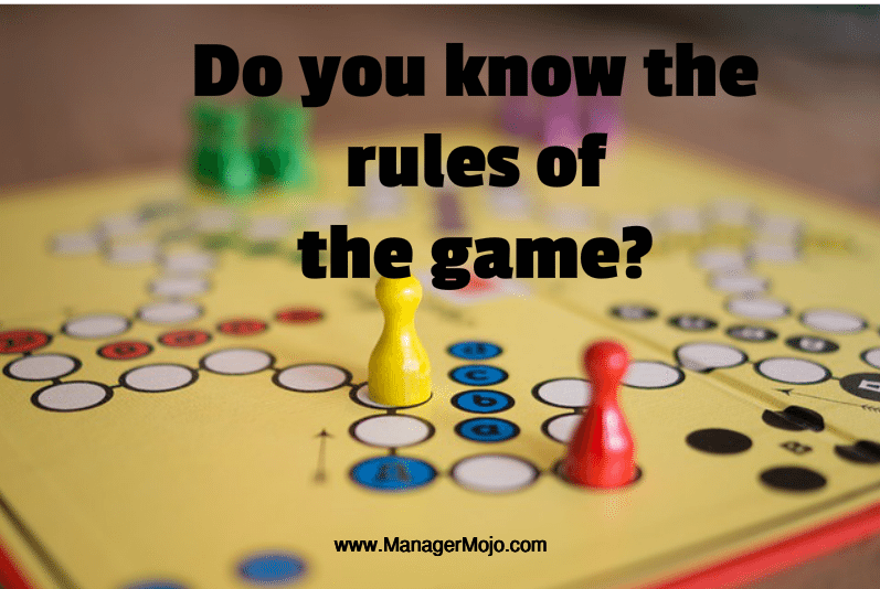 How Do You Play a Game if You Don't Know the Rules?
