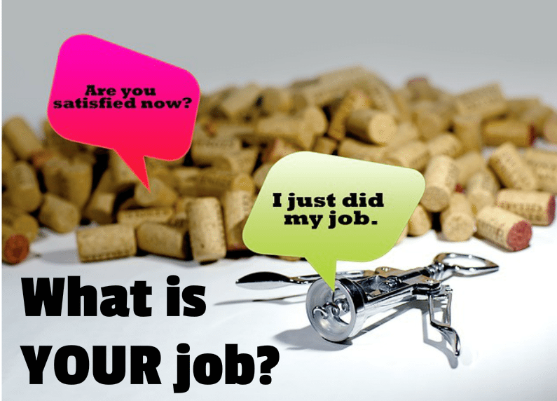 What is My Job?