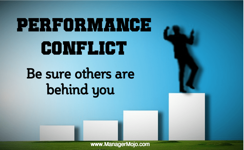 Performance Conflict