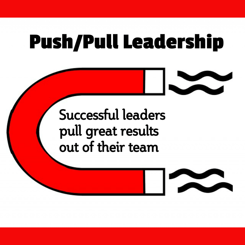 Push Pull Leadership