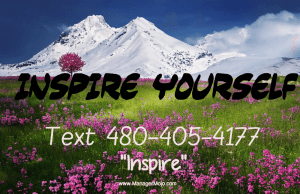 Inspire Yourself - #1
