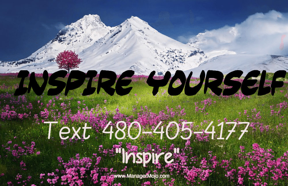 Inspire Yourself – #1