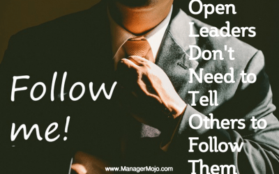 Are You an Open or Closed Leader?