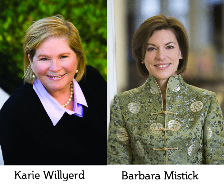 Leaders Need Answers for Staying Relevant in the Marketplace – a solutions-filled conversation with the authors of Stretch: How to Future-Proof Yourself for Tomorrow's Workplace, Karie Willyerd & Barbara Mistick