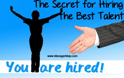 The Big Secret About Hiring the Best People