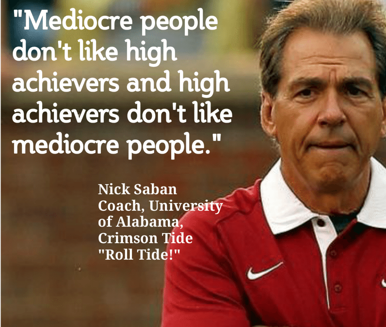 How a Performance Culture Can Lead to Mediocrity