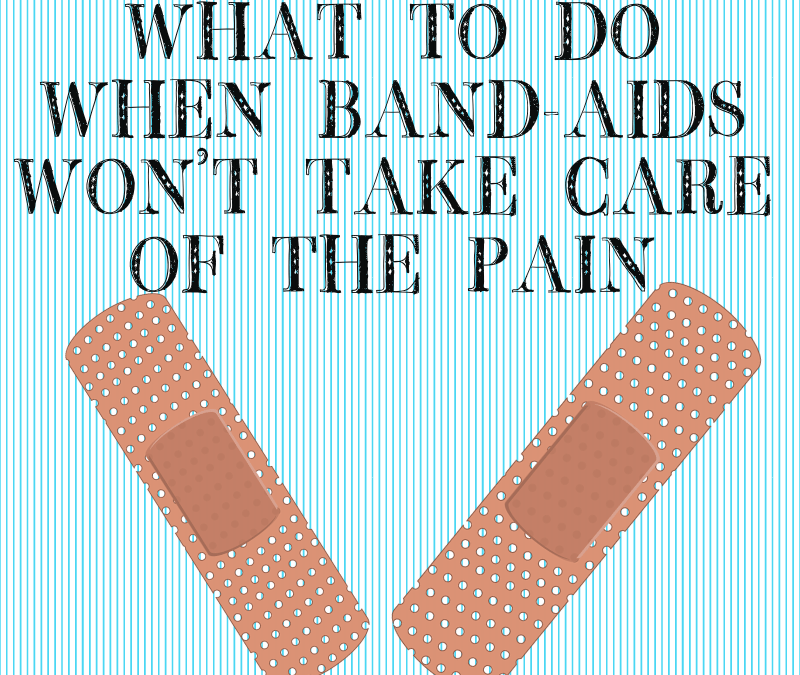 What Band-Aids, Business and Careers Have in Common