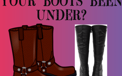 Whose Bed Have Your Boots Been Under?