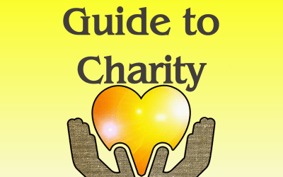The Leader's Guide to Charity – a podcast on the many ways leaders can be charitable