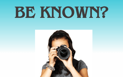 How Will You be Known?  A conversation for leaders who want to stand out and be the leader others want to follow