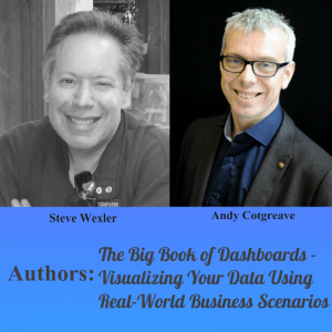 Managing from a Position of Darkness?  Know Your Numbers….a conversation with the authors of The Big Book of Dashboards