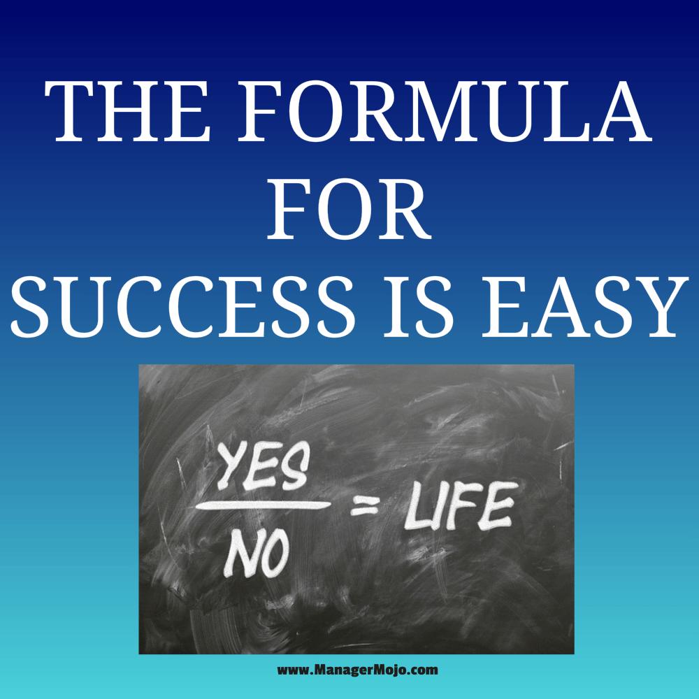 the formula for success is easy steve details five fundamentals