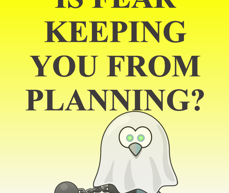 Is Fear Keeping You From Planning? – Steve discusses several behaviors that hold managers and leaders back from the success they desire